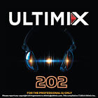 Ultimix 202 CD Ultimix Records Demi Lovato NONONO Lady Gaga Sage The Gemini