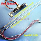 10 PCS 530mm LED Backlight Strip Kit Update 24 CCFL LCD Screen to LED Monitor