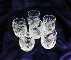 Brand New Set of  6  New Russian Cut Crystal Shot Glasses 1.7 oz  STOPKA