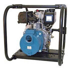 47Hp Diesel Engine DREDGE PUMP 10380 GPH 2 Inlet Outlet Up to 2 Solids
