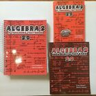 Teaching Textbook Algebra 2 Automated Grading 20 Full Set with CDs