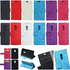 For BQ BlackBerry BLU Google HTC Magic Girl Wallet Card Leather Case Cover HD