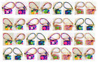 VERA BRADLEY NWT Zip Id Case and Lanyard Set 44 colors New Colors added
