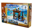 Pirate series :Koh Tao supply station Supply station no box 157pcs new  fit lego