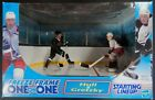 GRETZKY-HULL Starting Lineup Freeze Frame One on One figurine (Hasbro, 1999)