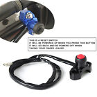 Engine Kill Switch Button For Dirt Bikes MX Motocross Enduro Supermoto ATV Quard