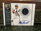 National Treasures NFL Greatest Autograph Jersey Chargers Dan Fouts 4 5 2011
