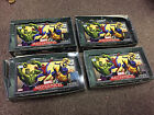 Marvel Masterpieces Trading Cards Sky Box LOT 140 Packs 4 Boxes Spider-Man X-Men