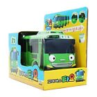 Rogi green bus / Tayo little bus pull back function mini car (standard