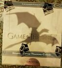 Game of Thrones Season Three Trading Cards Unopened Box Rittenhouse 2 AUTOGRAPHS