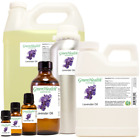 Green Health Brand Lavender Essential Oil 100% Pure Many Sizes Free US Shipping