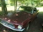 Ford Mustang classic 1967 CONVERTIBLE 1967 ford mustang classic convertible