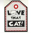 SRM Two 2 Love That Cat Scrapbooking Stickers