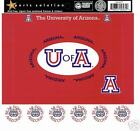 University of Arizona Scrapbooking Sticker FRAMES
