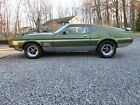 Ford Mustang MACH 1 1971 ford mustang mach 1 all numbers matching
