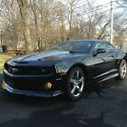 Chevrolet Camaro SS RS 2011 chevy camaro 2 ss rs package sport coupe