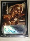 STAR WARS ANTHONY DANIELS TOPPS 30TH ANNIVERSARY AUTOGRAPHED CARD GRADED 10 AUTO