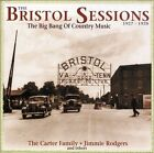 NEW The Bristol Sessions, 1927-1928: The Big Bang of Country Music (Audio CD)