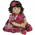 Chinese New Year Doll 20 inch Asian Baby Doll Quinn in GentleTouch Vinyl