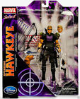 7 MARVEL SELECT AVENGING HAWKEYE ACTION FIGURES KID DISNEY STORE COLLECTION TOY