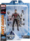 7 MARVEL SELECT DISNEY STORE AVENGERS INITIATIVE ANT MAN ACTION FIGURES KID TOY