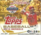 2013 Topps Factory Sealed Series 2 Jumbo Baseball Box Jose Fernandez RC