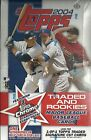 2004 Topps Factory Sealed Traded & Rookies Hobby BB Box Felix Hernandez RC ??