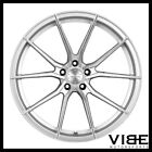 20 VERTINI RF12 FORGED SILVER CONCAVE WHEELS RIMS FITS CADILLAC CTS V COUPE