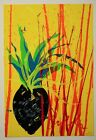 Dale Chihuly Signed Numbered Painting Painted Print