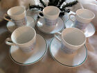 Corelle Corning Ware COUNTRY MEMORIES Winter Christmas SET 5 CUPS