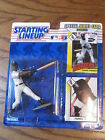 Starting Lineup- MLB- Frank Thomas- Chicago White Sox- 1993 w/ 2 Collector Cards