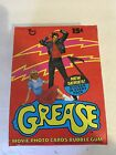 1978 GREASE Topps FULL Wax Box 36 unopened packs !l
