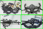 40ps Eye Mask Sexy Lace Venetian Masquerade For Ball Halloween Party Fancy Dress