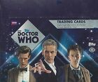 TOPPS DOCTOR WHO TRADING CARDS HOBBY BOX FACTORY SEALED