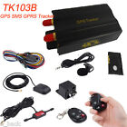 TK103B Car GPS SMS GPRS Tracker Real Time Tracking Device Systerm Remote Control