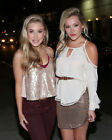 BEAUTIFUL COUNTRY SUPERSTAR MADDIE AND TAE  8X10 PHOTO W/ BORDERS