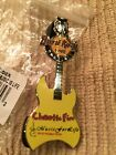 NIP Hard Rock Cafe Chaotic Five Music for Life Foundation Pin