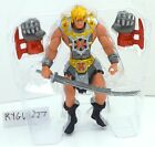MOTU Mega Punch He Man 200x complete figure Masters of the Universe