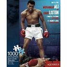 New Muhammad Ali vs Sonny Liston 1000 Piece Jigsaw Puzzle