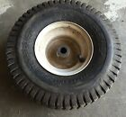 Sears Craftsman Mower LT1000 Front Wheel & Tire 15X6 42