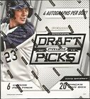 2013 Panini Prizm Perennial Draft Picks Baseball Hobby Box -4 Hits Per Box
