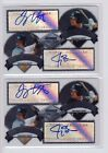 (2) 2007 Bowman Sterling Joey Votto & Jay Bruce Dual Auto Rc Lot 275