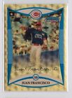 2008 Bowman Chrome Draft Juan Francisco Superfractor Refractor Rc (1 1)