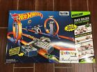 NEW Authentic Hot Wheels Track Builder Total Turbo Takeover Track Set 2 Day Get