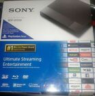 SONY BLU-RAY DISC 3D DVD PLAYER BDP-S5500 NIB PS3 PLAYSTATION NOW RETAIL $399.99