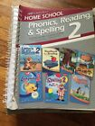 Abeka Phonics Reading And Spelling 2 Curriculum