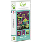 CRICUT ROBOT PARTY EVENTS CARTRIDGE NEW INVITATION FAVOR GIFT BOX NAME TAG