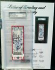 2011 BRYCE HARPER Hagerstown Suns Baseball PRO DEBUT Signed Auto Ticket PSA DNA