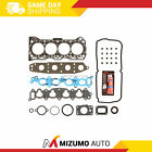 Head Gasket Set Fit 92 01 Suzuki Swift Sidekick Esteem Geo Chevrolet 16 G16KV