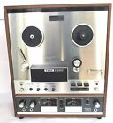 Vintage TEAC A-6010 Stereo REEL to REEL Tape Recorder PARTS / REPAIR